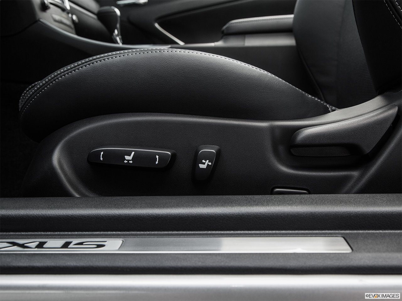 2015 Lexus IS C IS250 RWD Seat Adjustment Controllers.