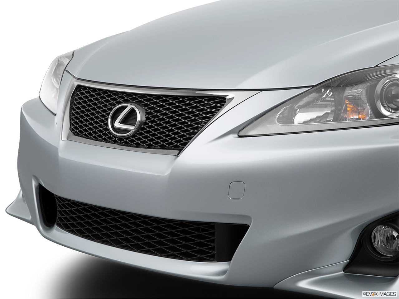 2015 Lexus IS C IS250 RWD Close up of Grill.