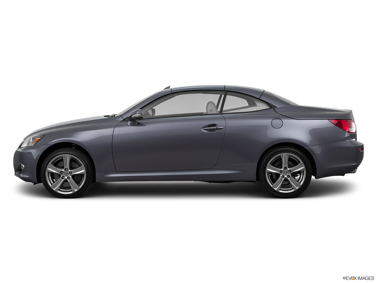 2015 Lexus IS C IS 350 Drivers side profile, convertible top up (convertibles only).