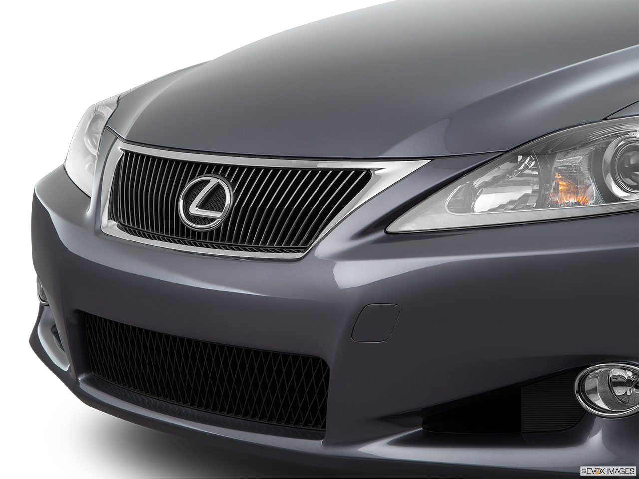 2015 Lexus IS C IS 350 Close up of Grill.