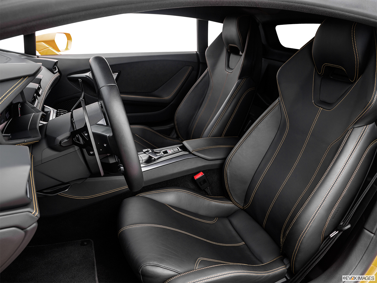 2015 Lamborghini Huracan LP 610-4 Front seats from Drivers Side.