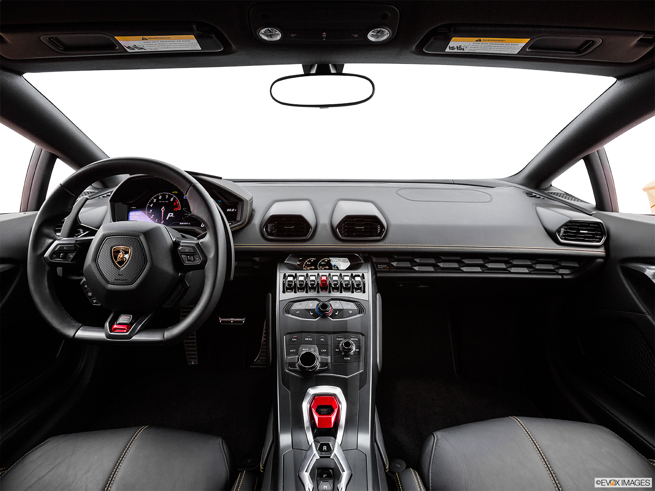 2015 Lamborghini Huracan LP 610-4 Centered wide dash shot