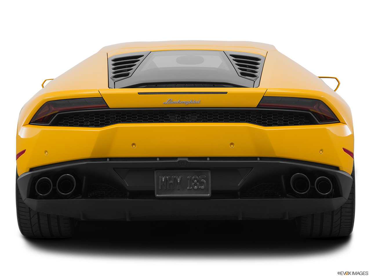 2015 Lamborghini Huracan LP 610-4 Low/wide rear.