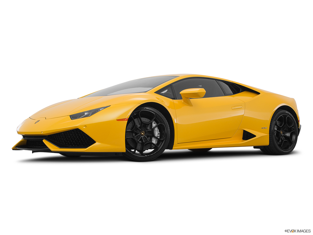 2015 Lamborghini Huracan LP 610-4 Low/wide front 5/8.