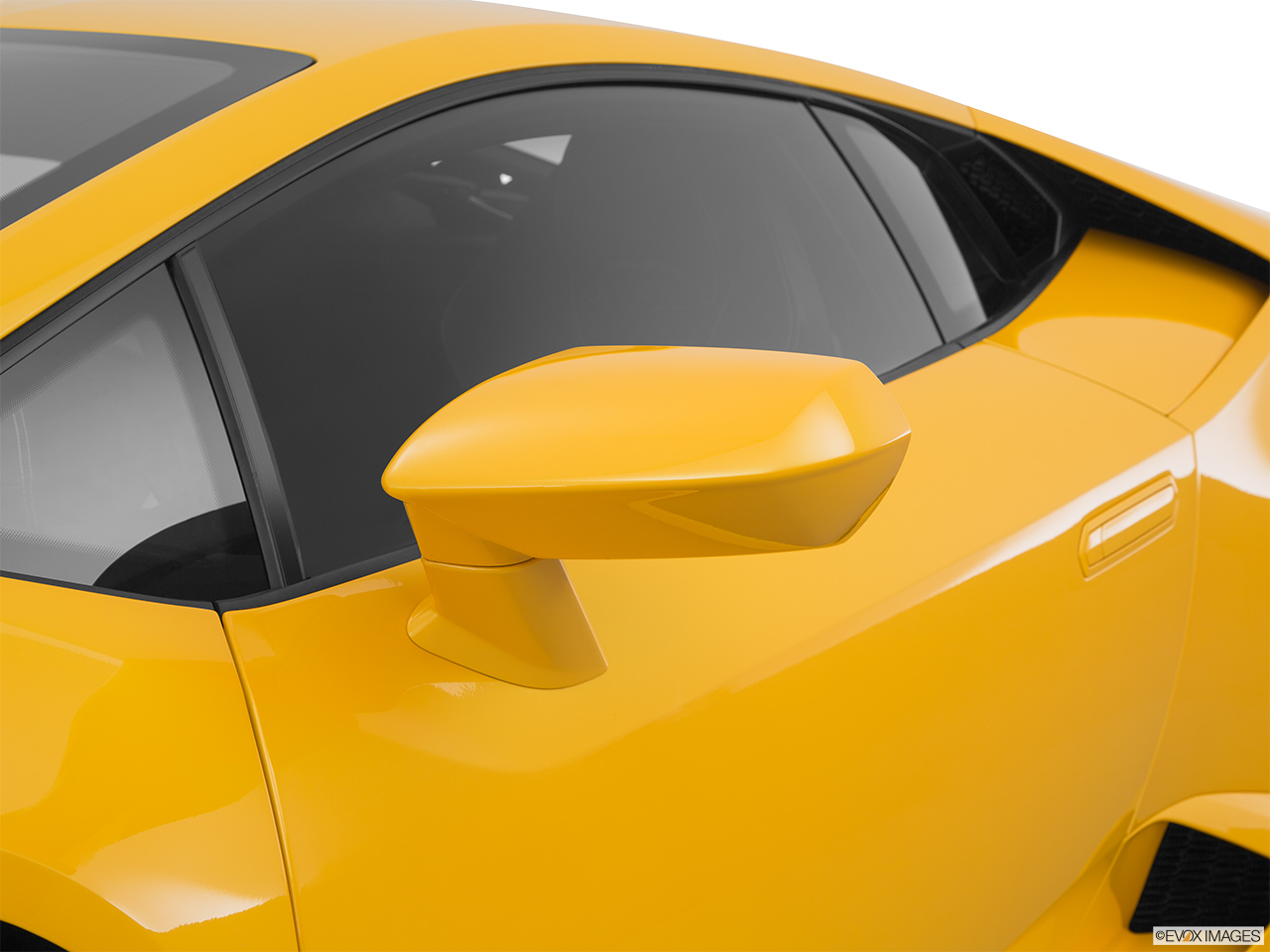 2015 Lamborghini Huracan LP 610-4 Driver's side mirror, 3_4 rear