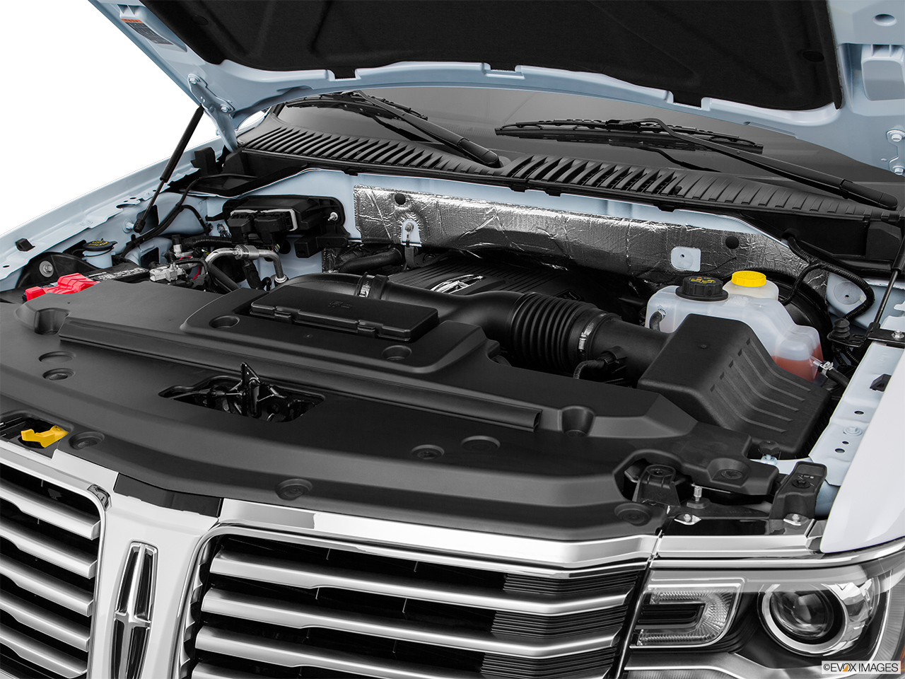 2016 Lincoln Navigator Reserve Engine.