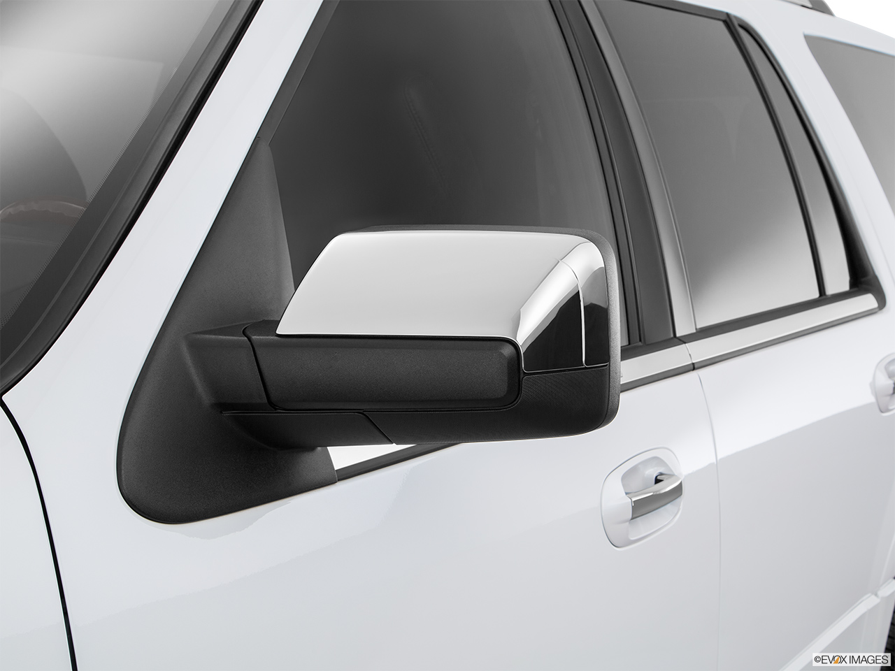2016 Lincoln Navigator Reserve Driver's side mirror, 3_4 rear
