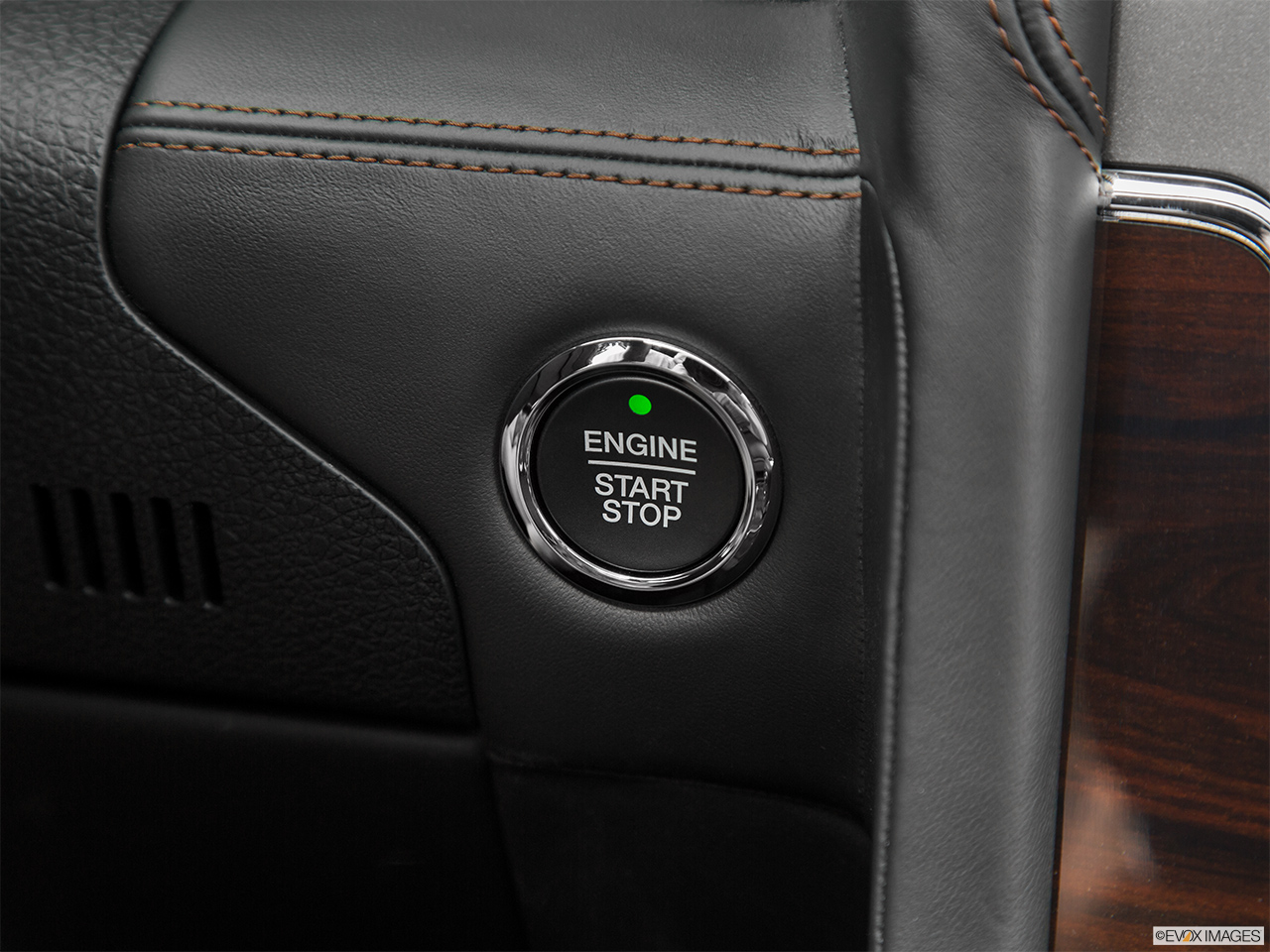 2016 Lincoln Navigator Reserve Keyless Ignition