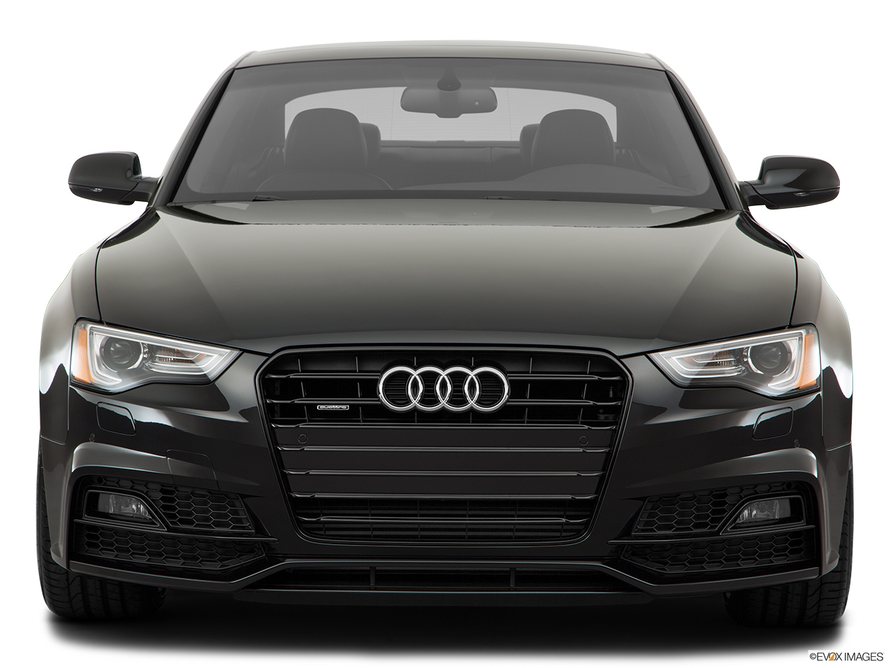 2017 Audi A5 Sport 2.0 TFSI Low/wide front.