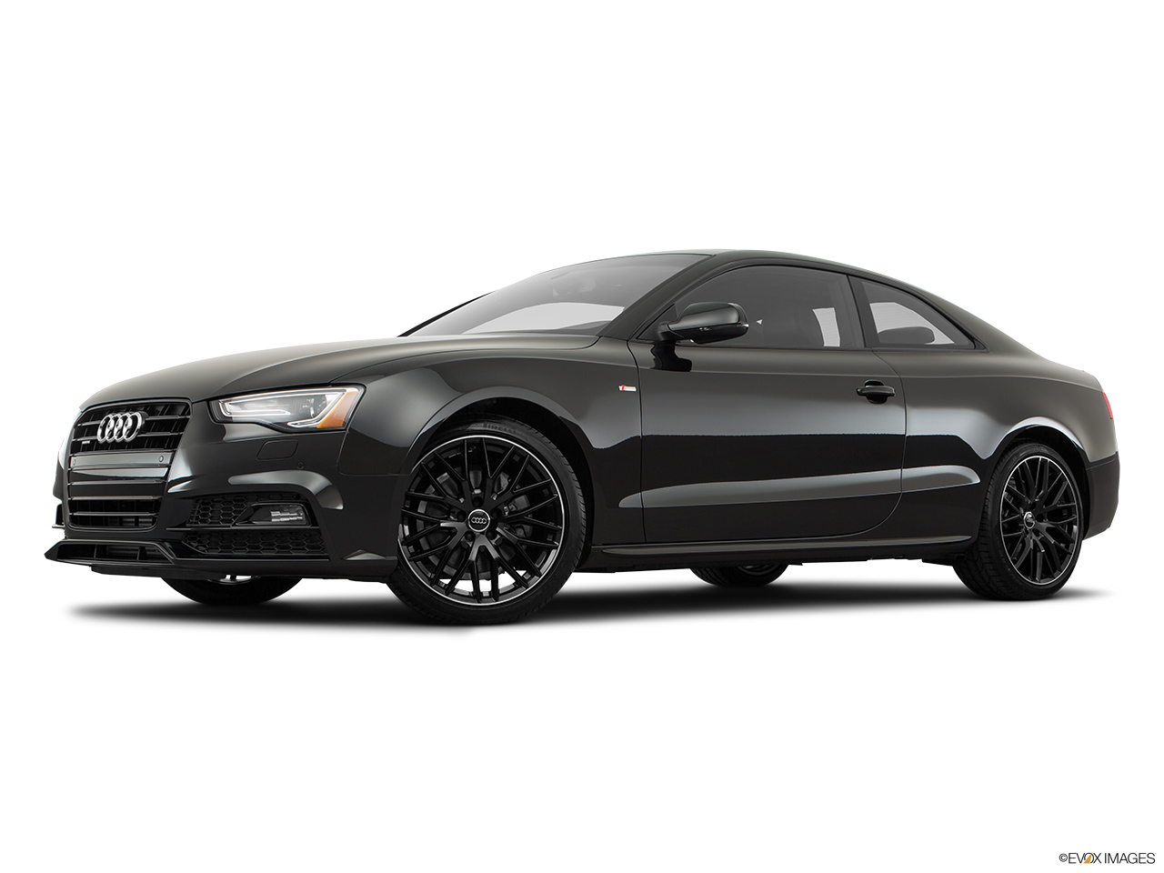 2017 Audi A5 Sport 2.0 TFSI Low/wide front 5/8.