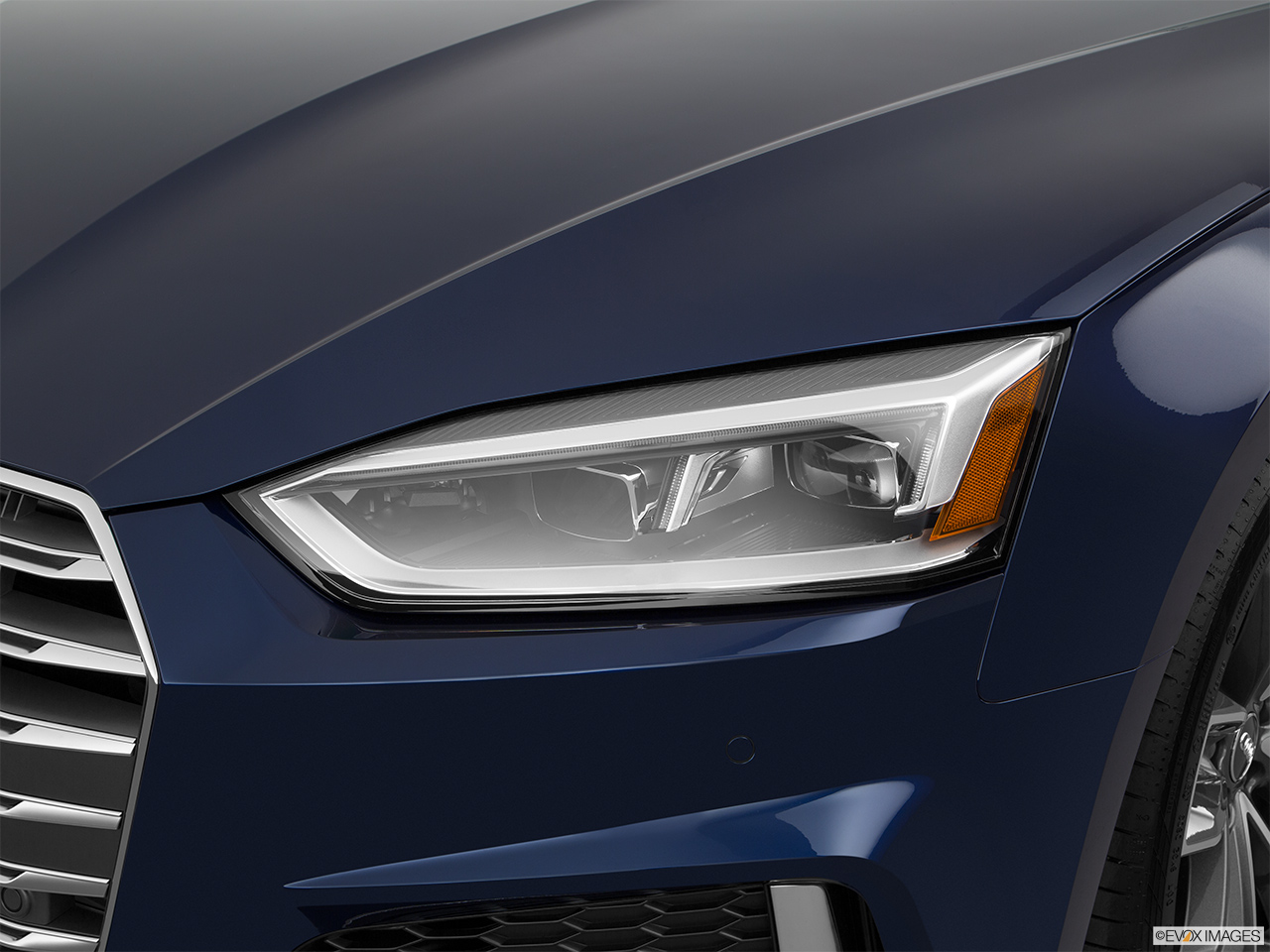2019 Audi S5 Sportback Premium Plus 3.0 TFSI Drivers Side Headlight.