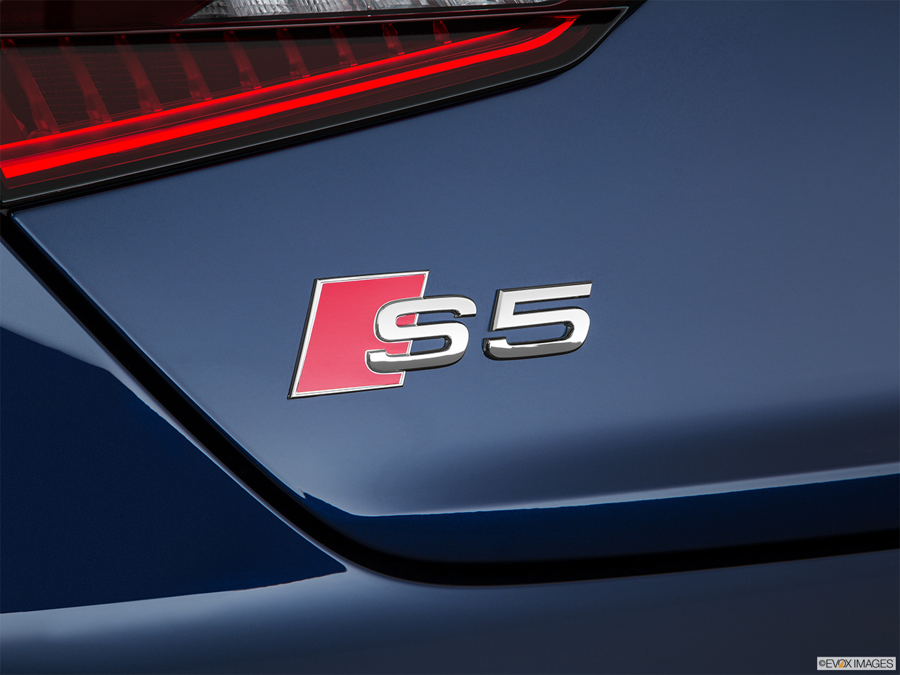 2019 Audi S5 Sportback Premium Plus 3.0 TFSI Rear model badge/emblem