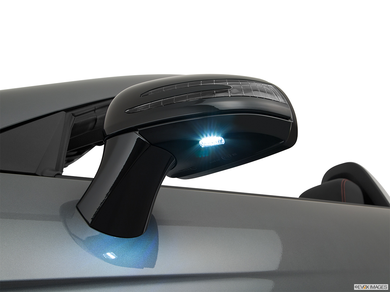 2019 Mercedes-Benz SLC-class SLC43 AMG Driver's side puddle lamp, illuminated
