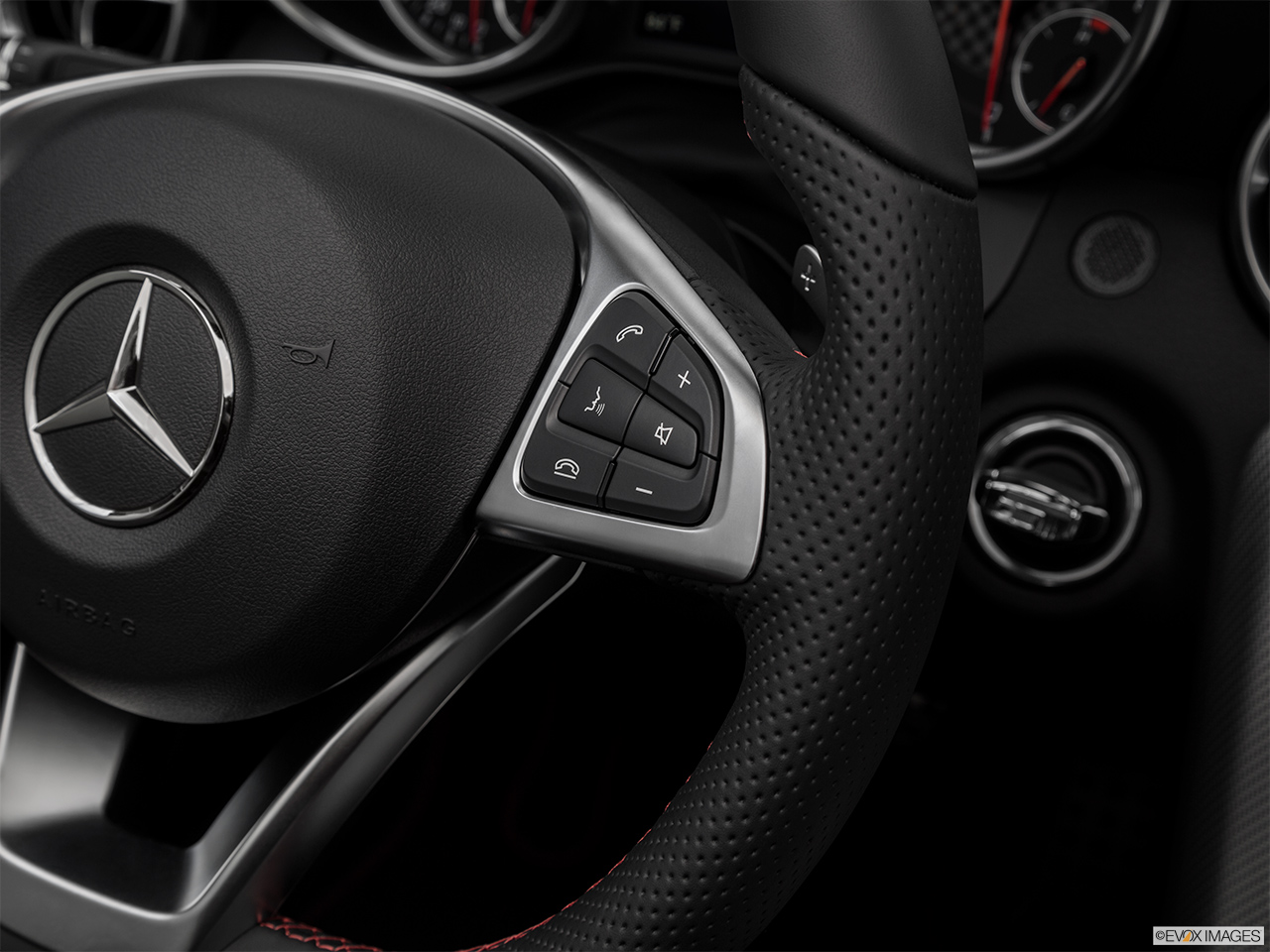 2019 Mercedes-Benz SLC-class SLC43 AMG Steering Wheel Controls (Right Side)