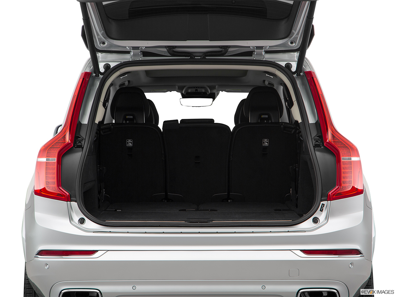 2019 Volvo XC90  T6 Inscription Trunk open.