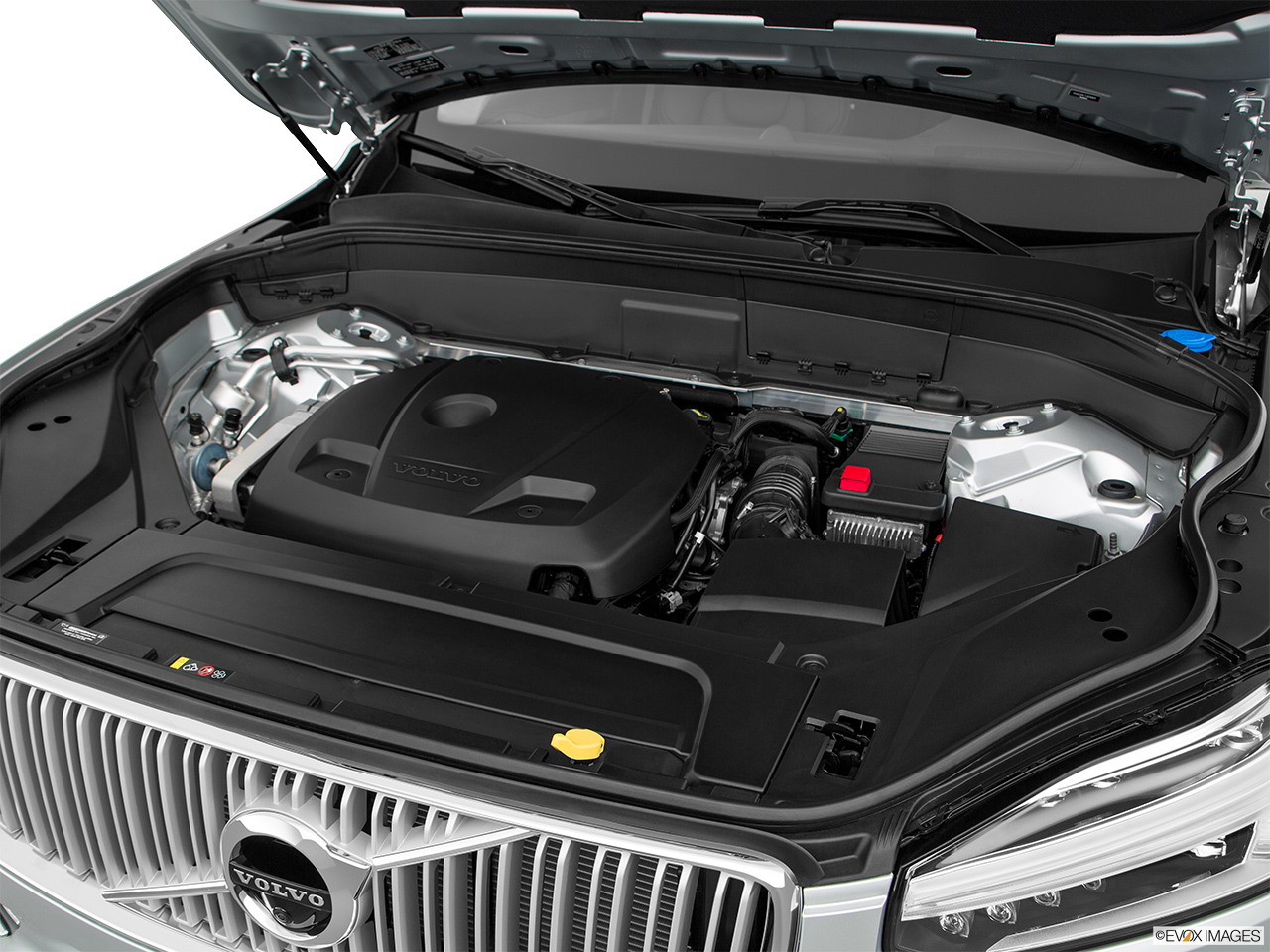 2019 Volvo XC90  T6 Inscription Engine.
