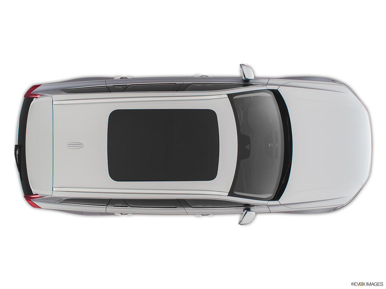 2019 Volvo XC90  T6 Inscription Overhead.