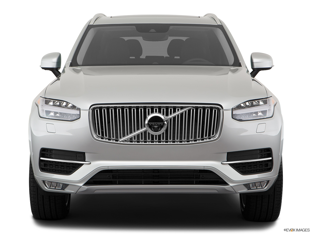 2019 Volvo XC90  T6 Inscription Low/wide front.