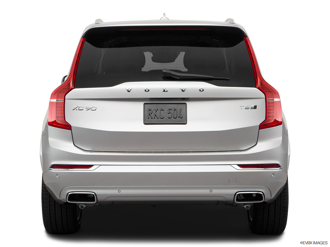 2019 Volvo XC90  T6 Inscription Low/wide rear.