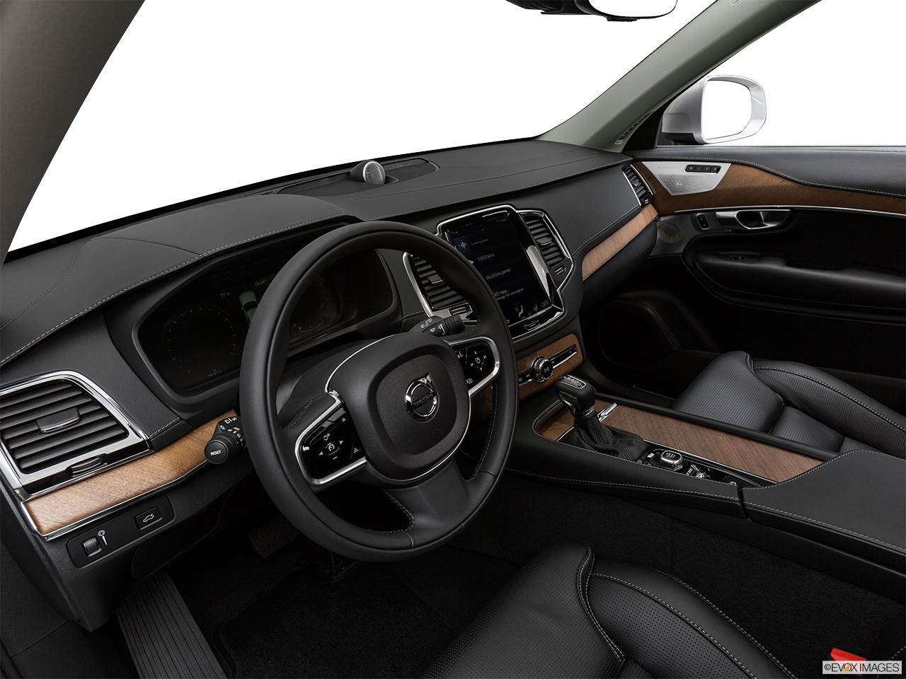 2019 Volvo XC90  T6 Inscription Interior Hero (driver's side).
