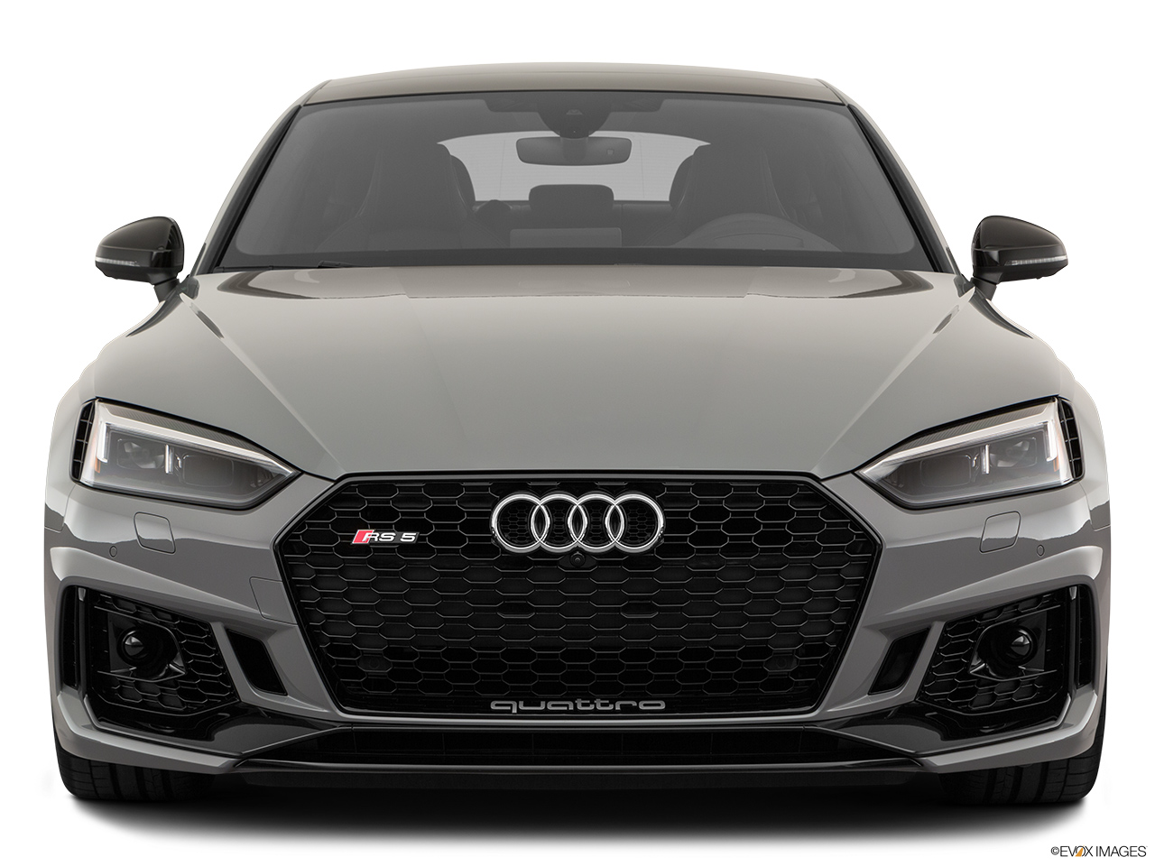2019 Audi RS 5 Sportback 2.9 TFSI Low/wide front.