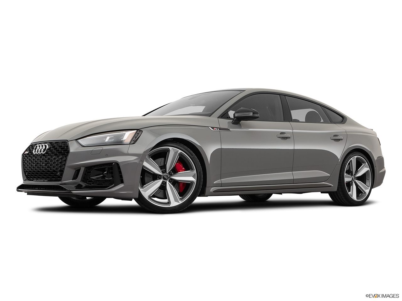2019 Audi RS 5 Sportback 2.9 TFSI Low/wide front 5/8.