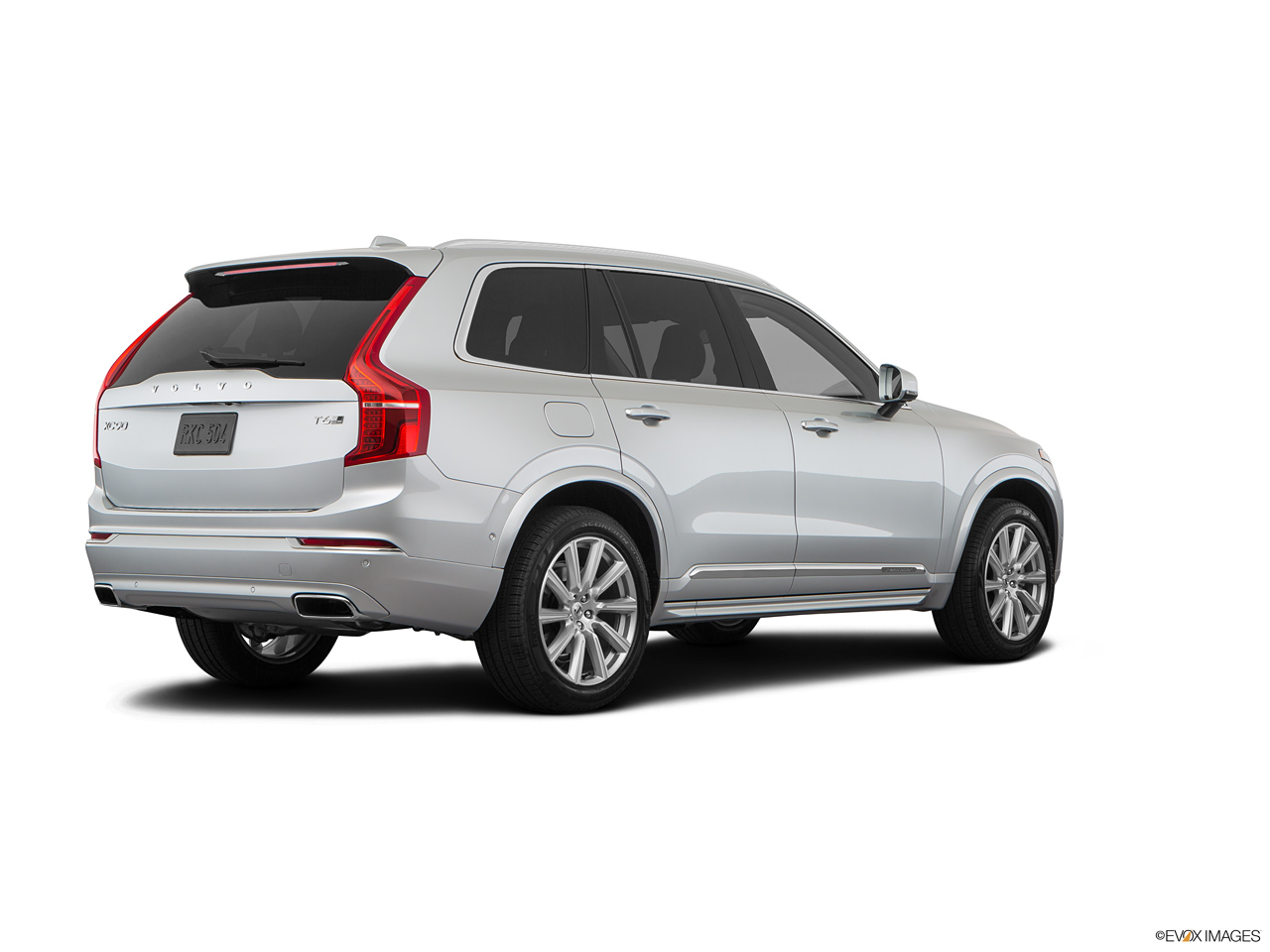 2021 Volvo XC90   Rear Quarter