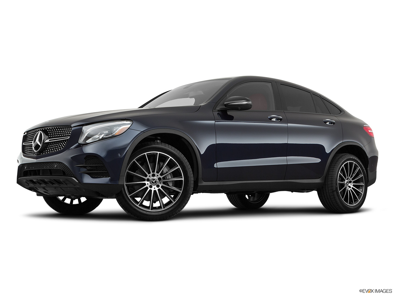 2019 Mercedes-Benz GLC-Class Coupe GLC 300 4MATIC Low/wide front 5/8.