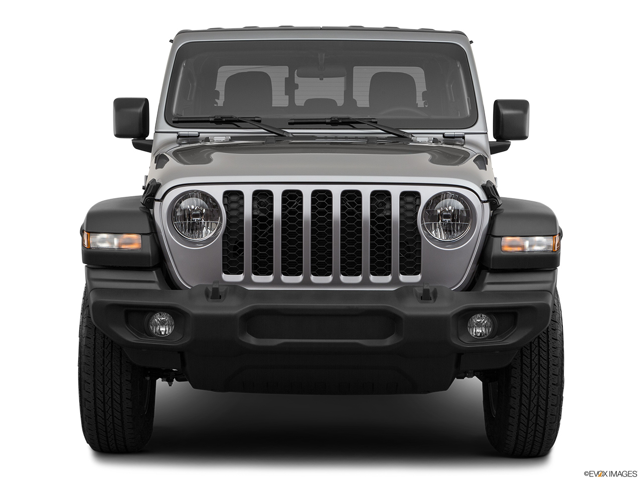 2020 Jeep Gladiator Sport S Low/wide front.