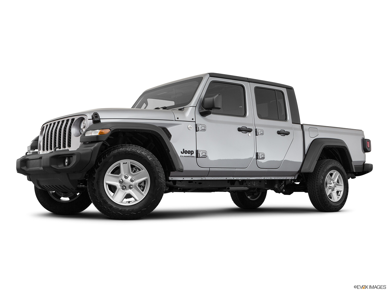 2020 Jeep Gladiator Sport S Low/wide front 5/8.