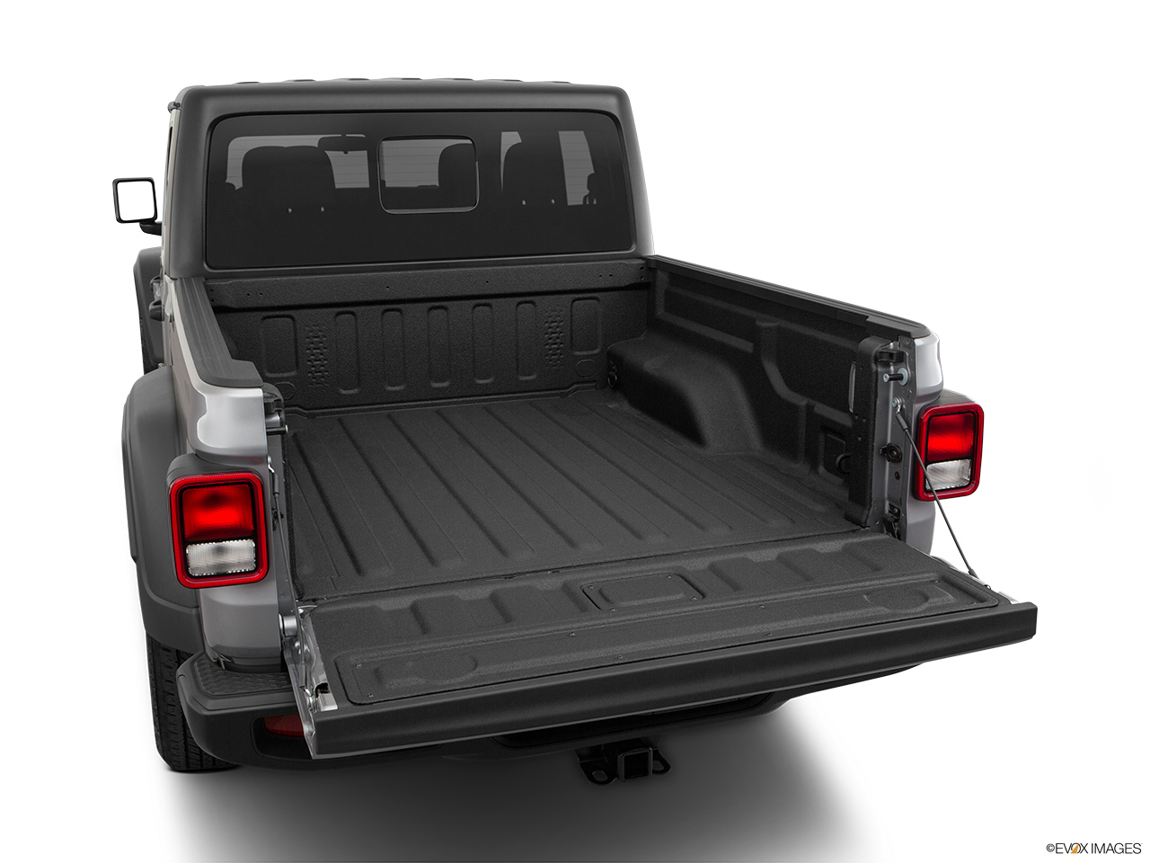 2020 Jeep Gladiator Sport S Truck bed.