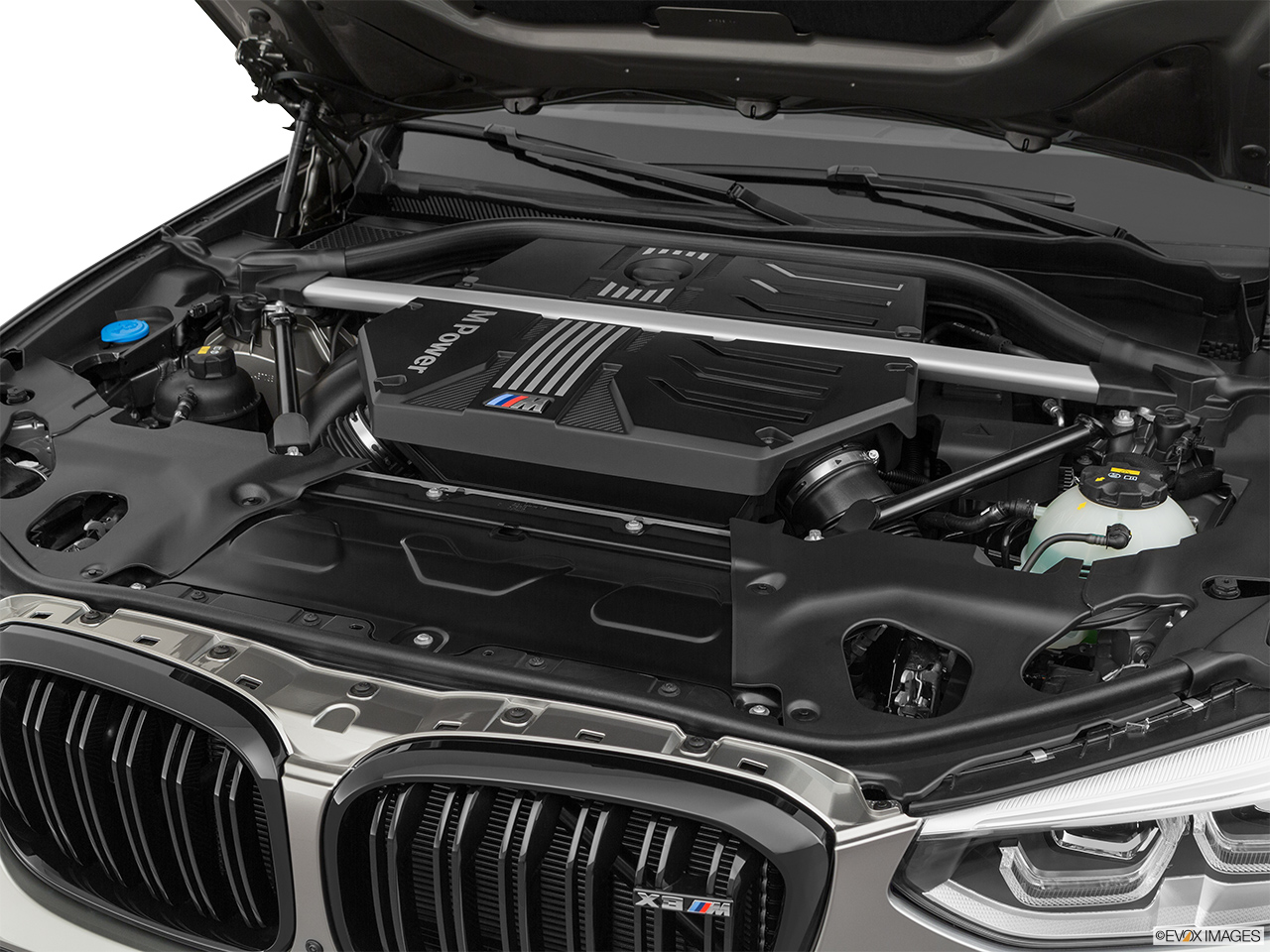 2020 BMW X3 M Competition Engine.