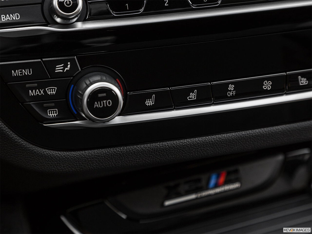 2020 BMW X3 M Competition Heated Seats Control