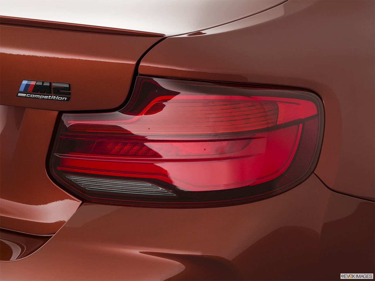 2020 BMW M2 Competition Passenger Side Taillight.