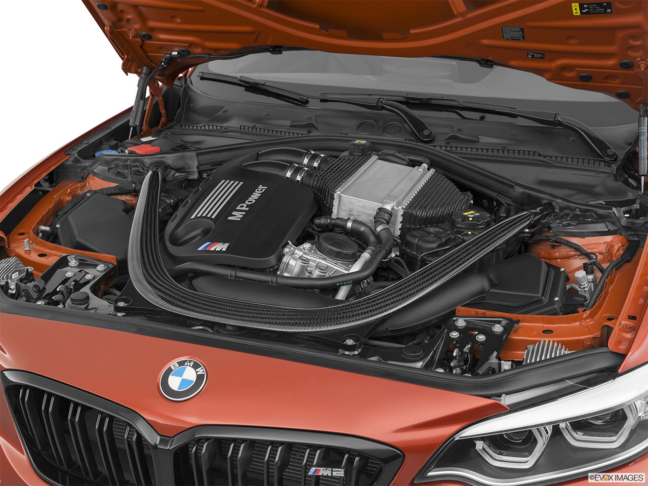 2020 BMW M2 Competition Engine.