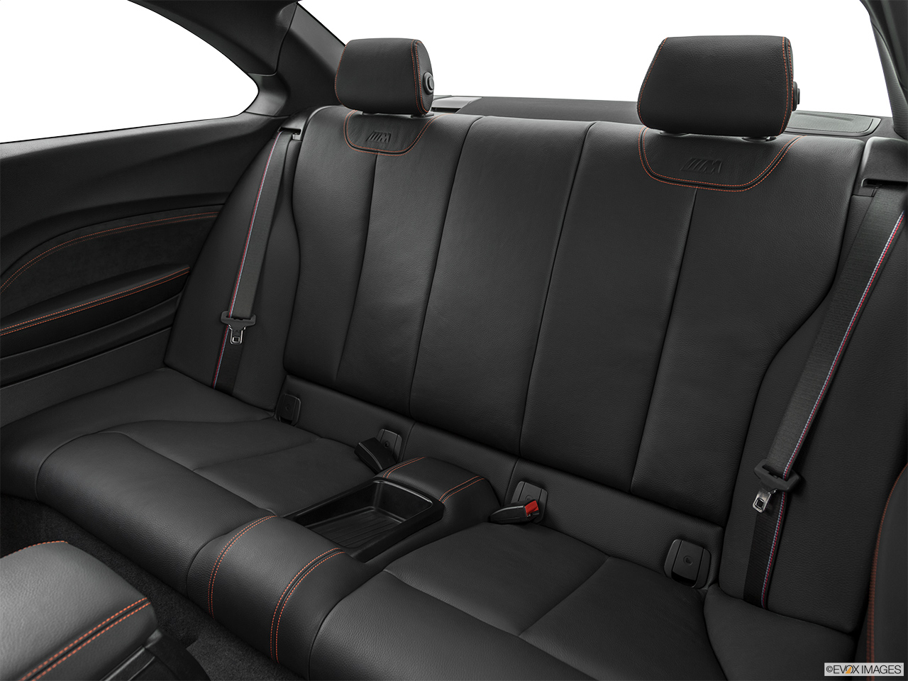 2020 BMW M2 Competition Rear seats from Drivers Side.
