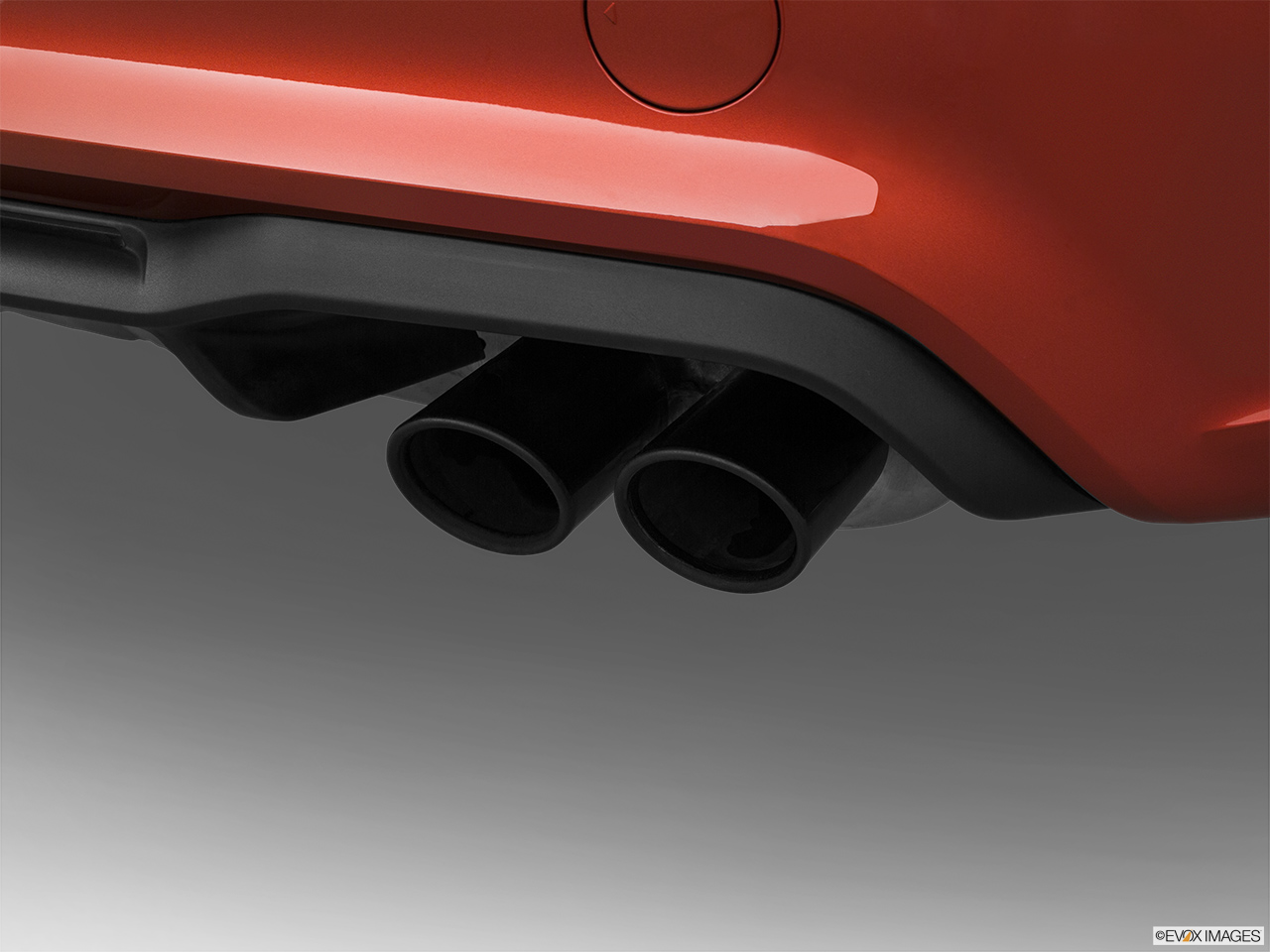2020 BMW M2 Competition Chrome tip exhaust pipe.