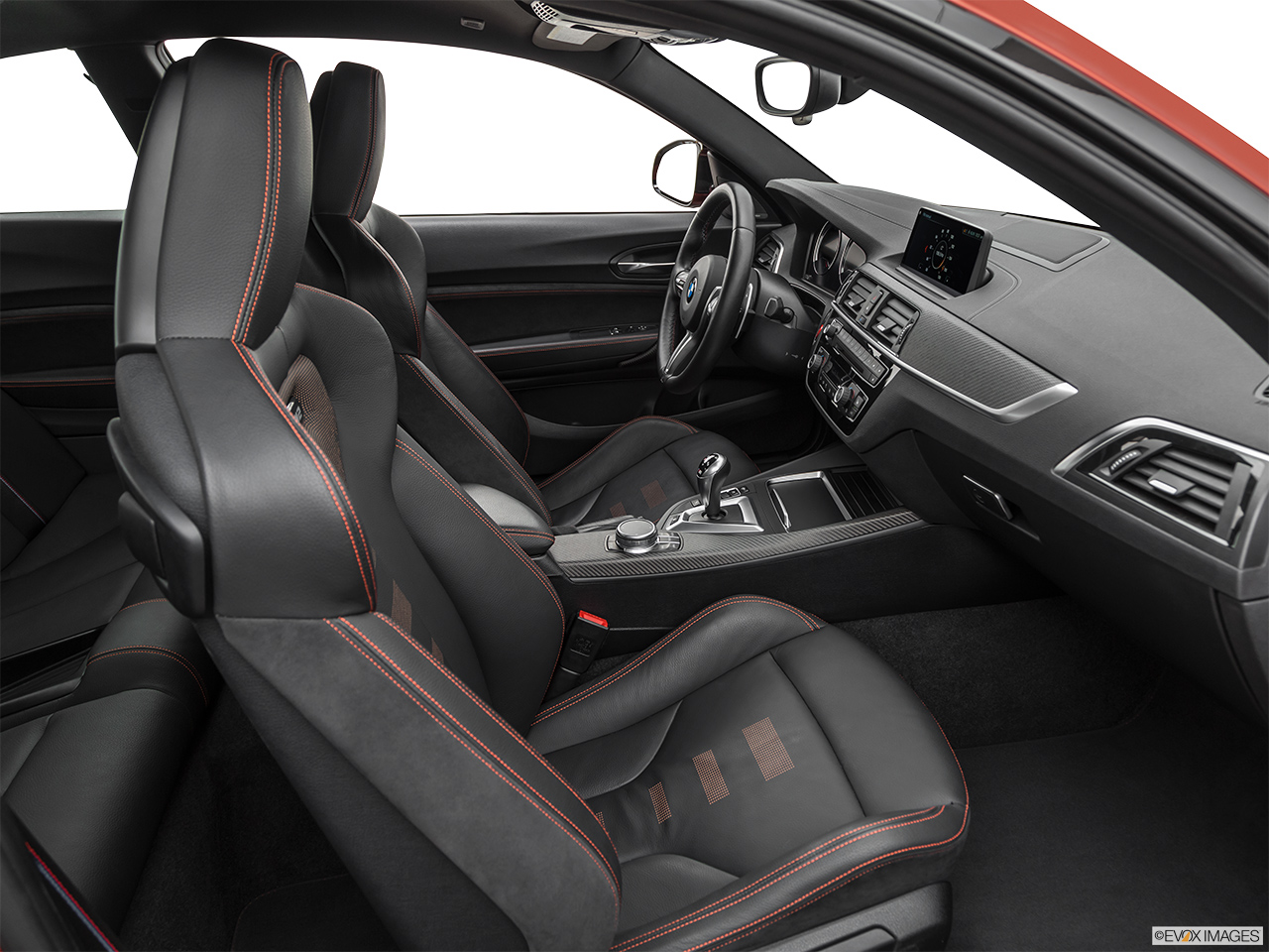 2020 BMW M2 Competition Passenger seat.