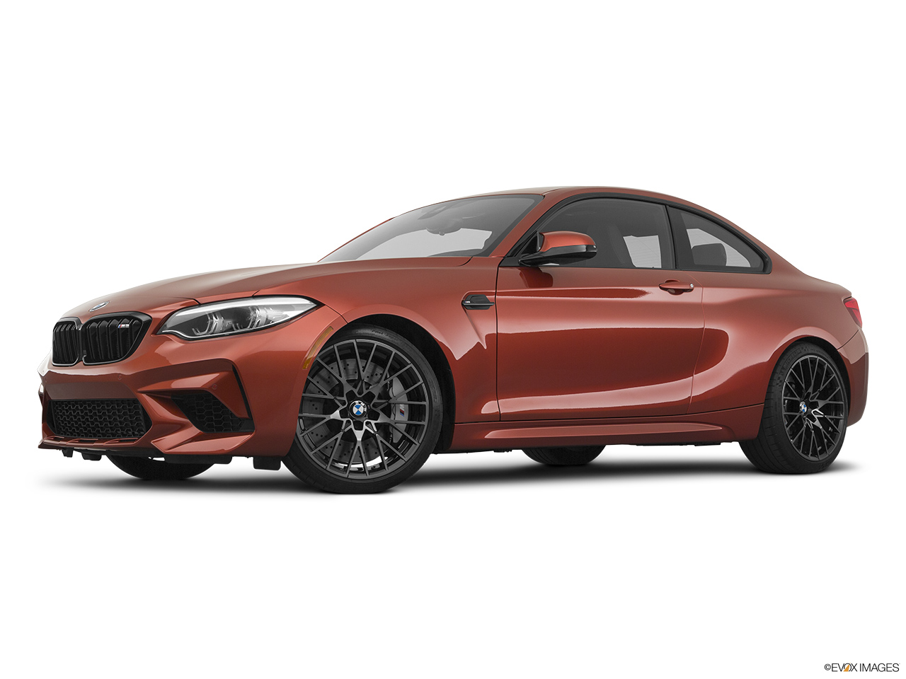 2020 BMW M2 Competition Low/wide front 5/8.