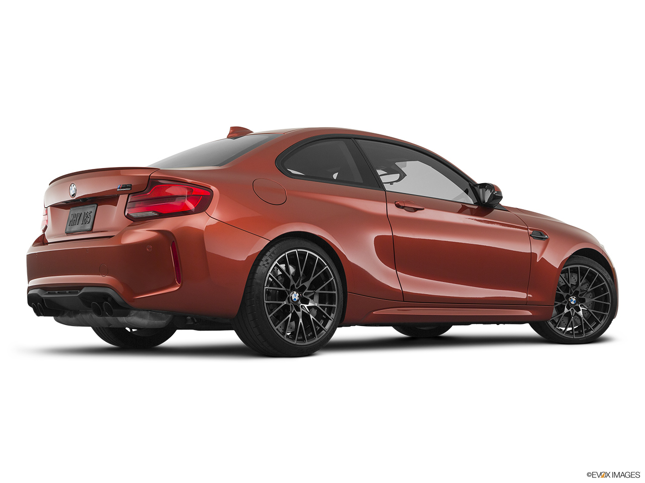 2020 BMW M2 Competition Low/wide rear 5/8.