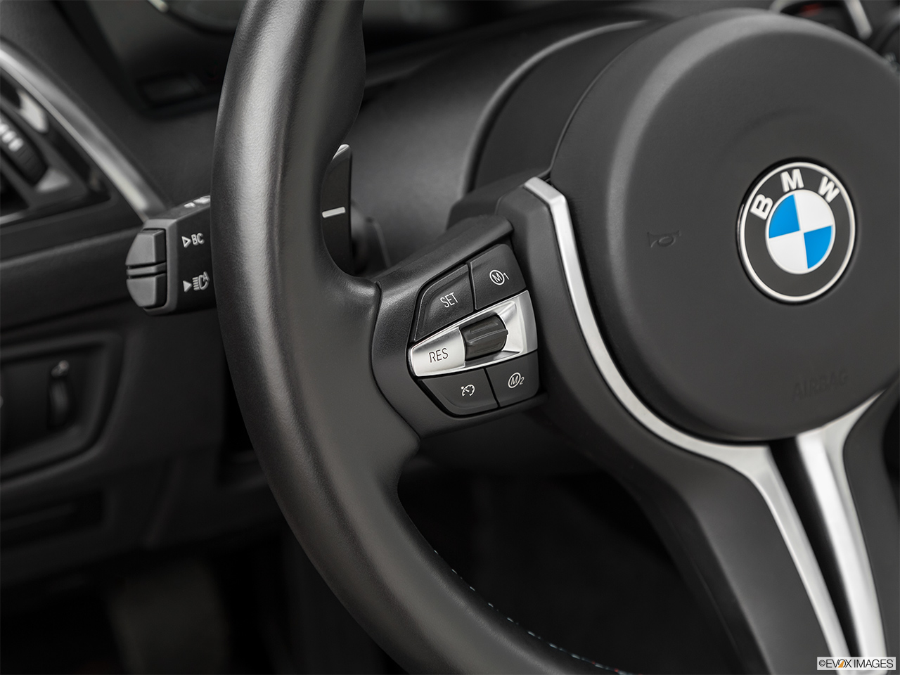 2020 BMW M2 Competition Steering Wheel Controls (Left Side)