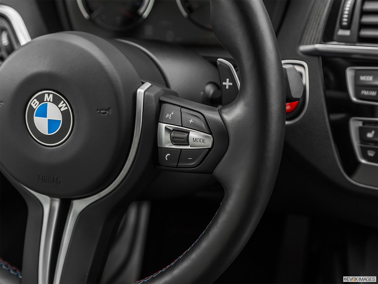 2020 BMW M2 Competition Steering Wheel Controls (Right Side)