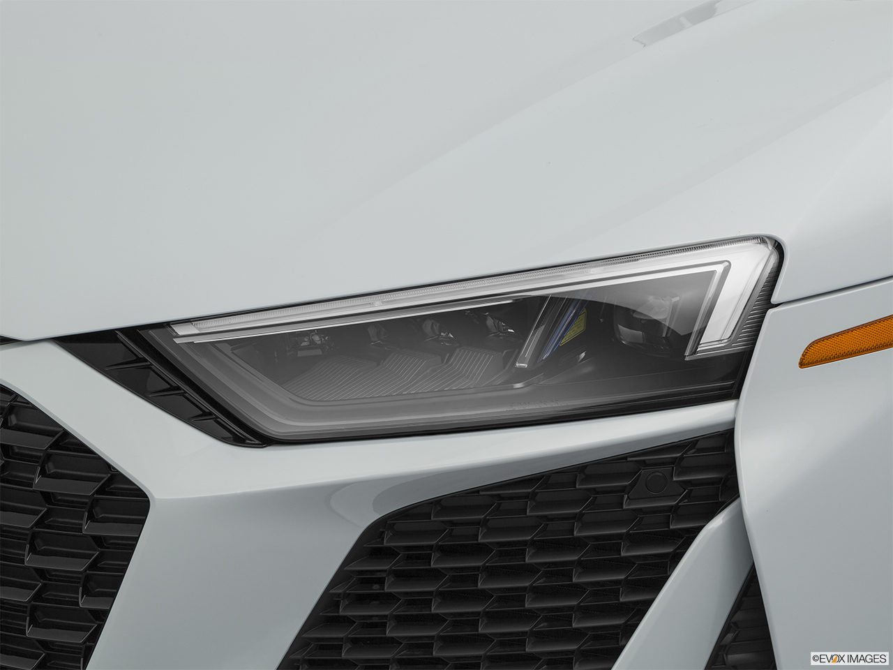 2020 Audi R8 Spyder V10 Drivers Side Headlight.