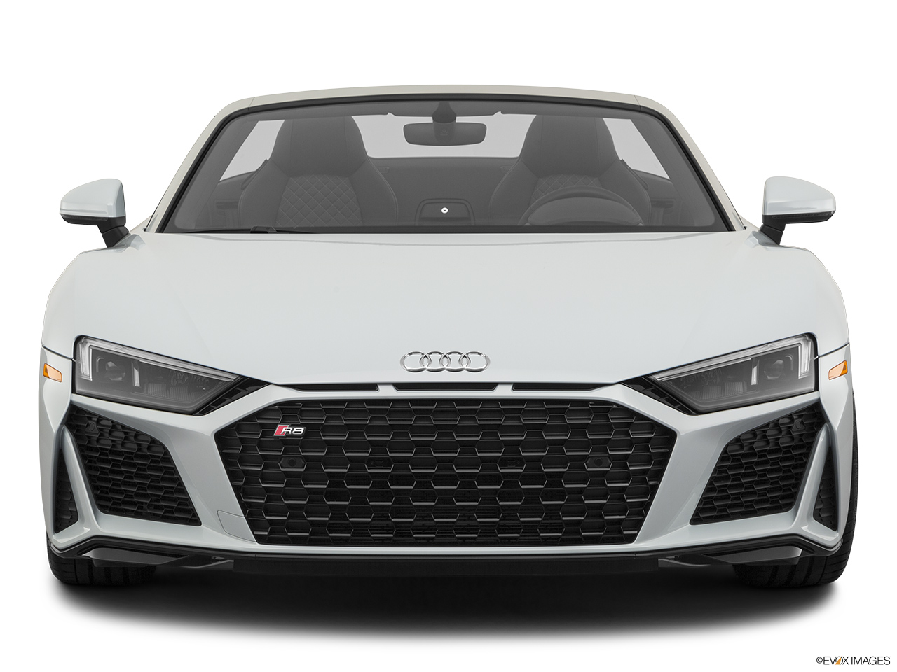 2020 Audi R8 Spyder V10 Low/wide front.