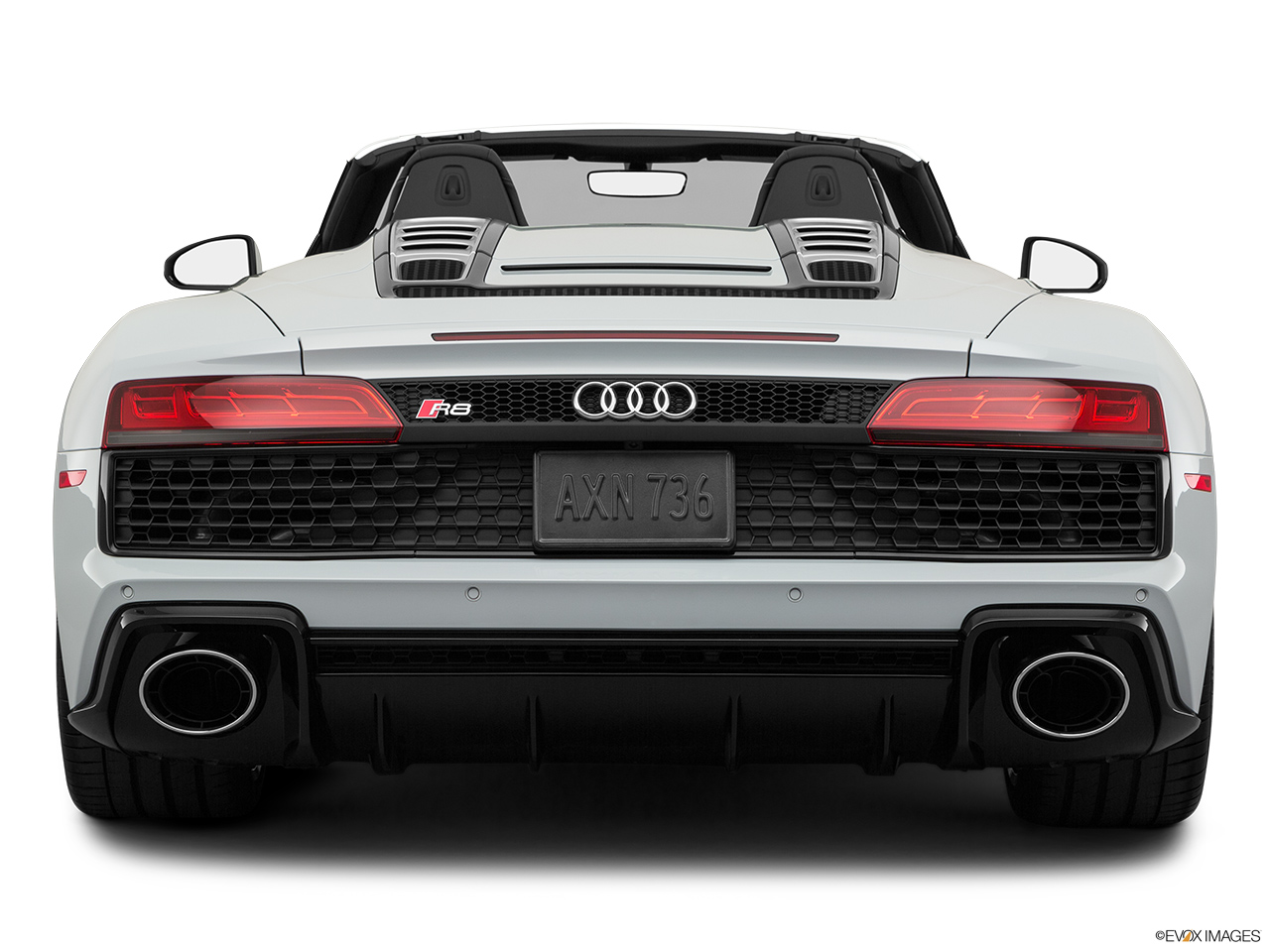 2020 Audi R8 Spyder V10 Low/wide rear.