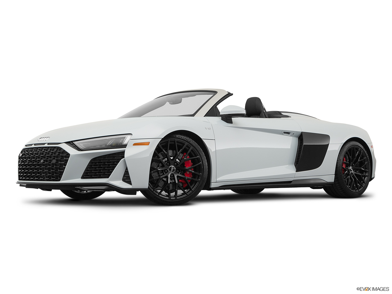 2020 Audi R8 Spyder V10 Low/wide front 5/8.