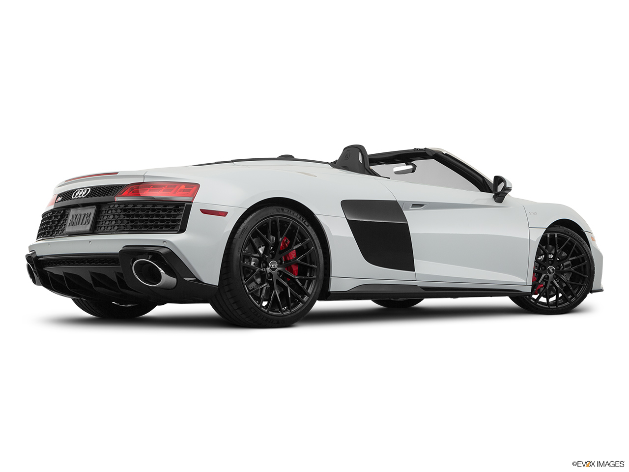 2020 Audi R8 Spyder V10 Low/wide rear 5/8.
