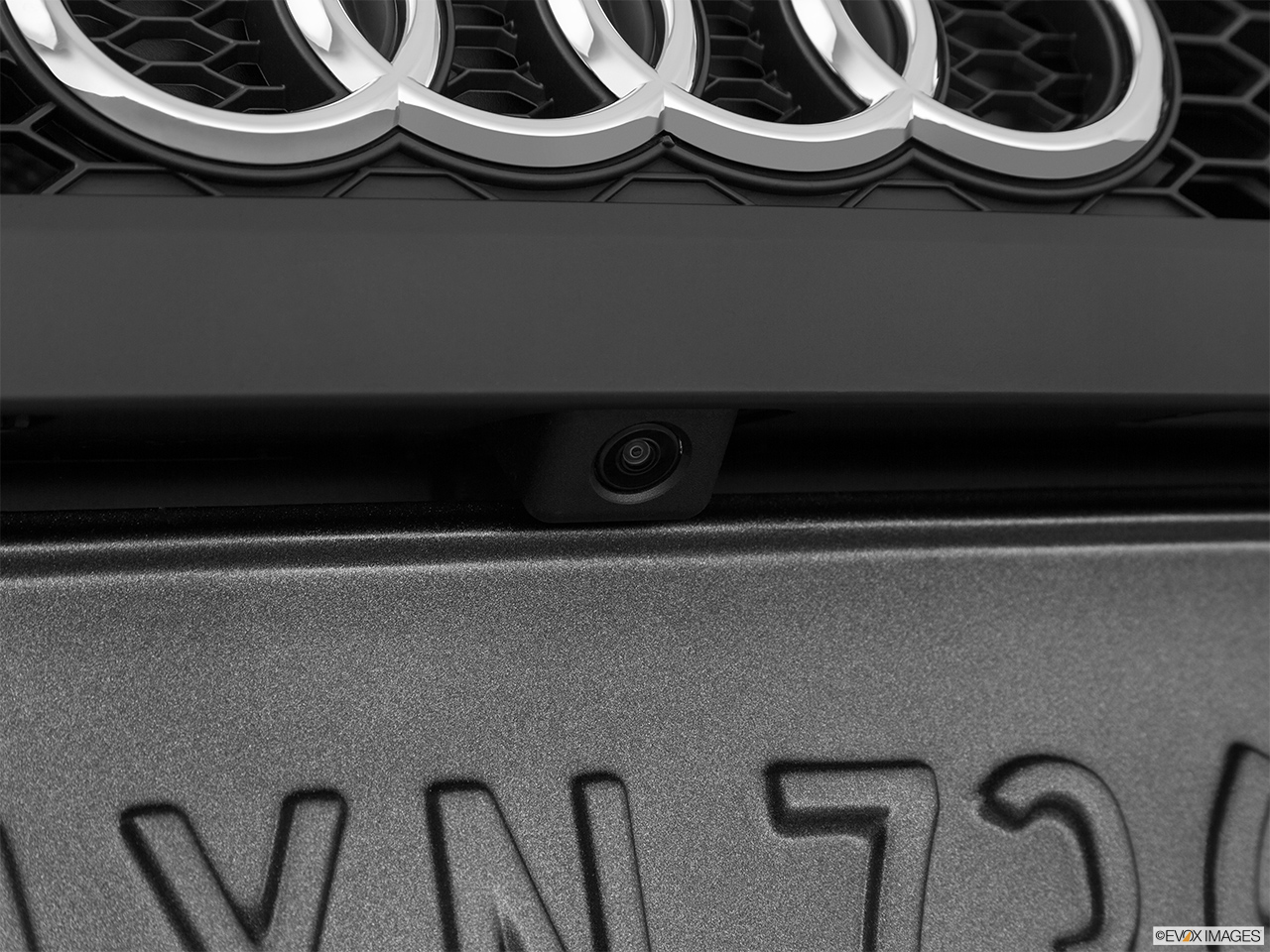 2020 Audi R8 Spyder V10 Rear Back-up Camera