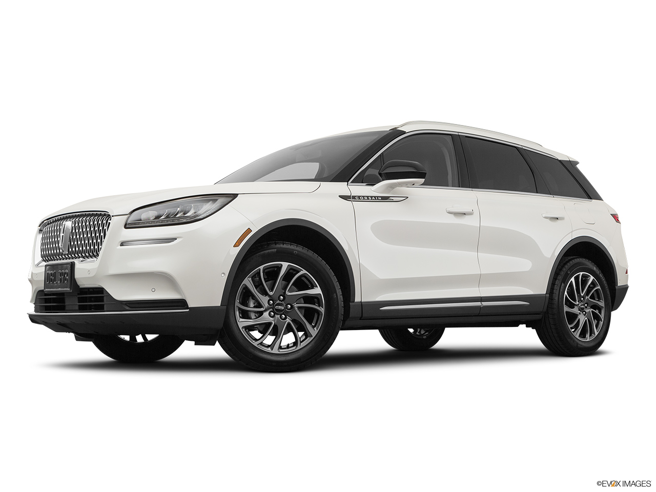 2020 Lincoln Corsair Standard Low/wide front 5/8.