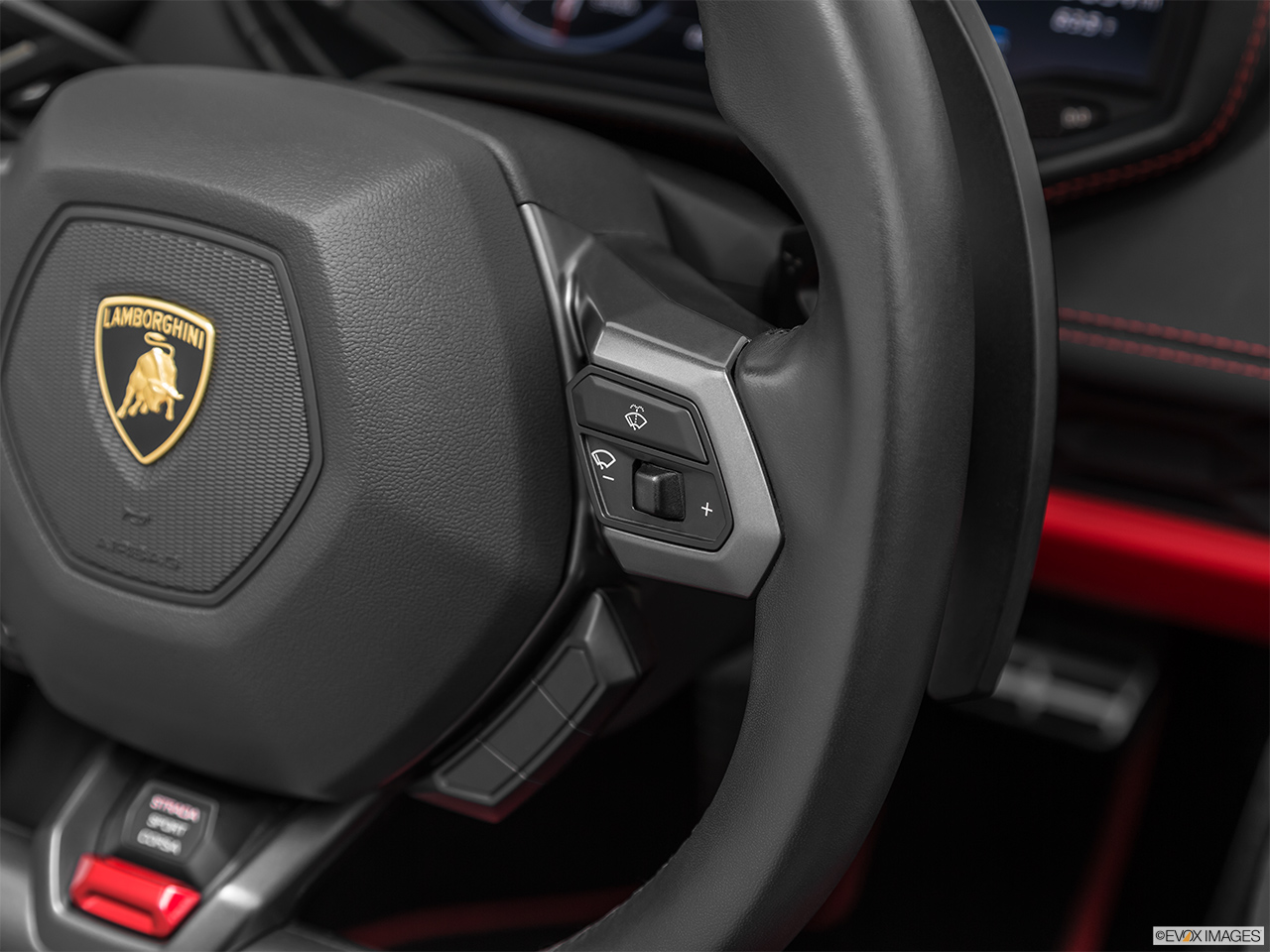 2019 Lamborghini Huracan Spyder LP580-2S Steering Wheel Controls (Right Side)